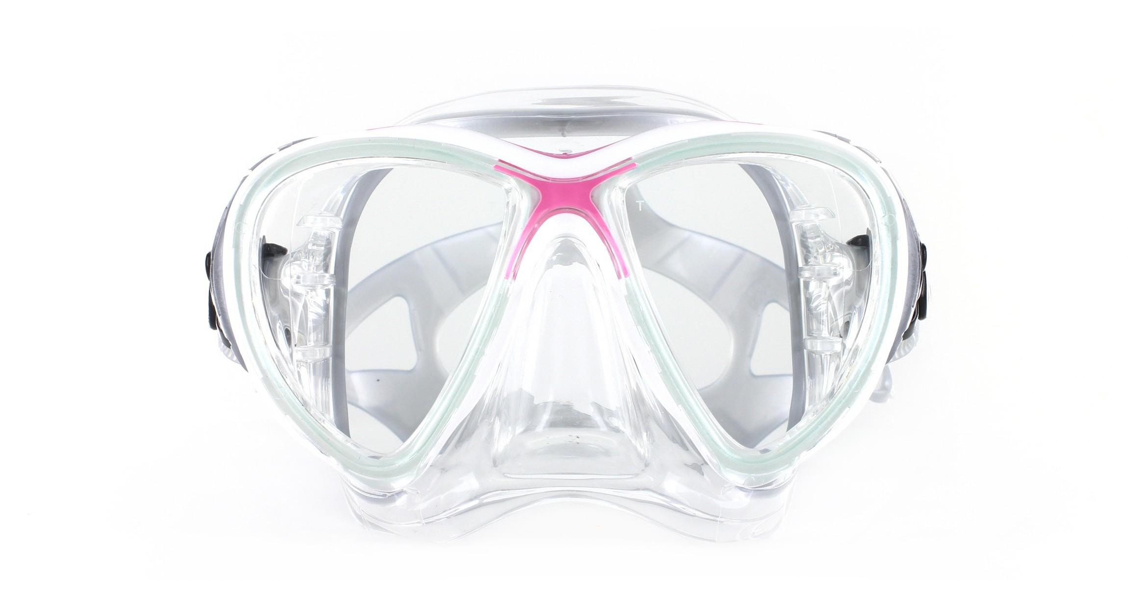 Cressi Big Eyes Evolution - transparent pink
