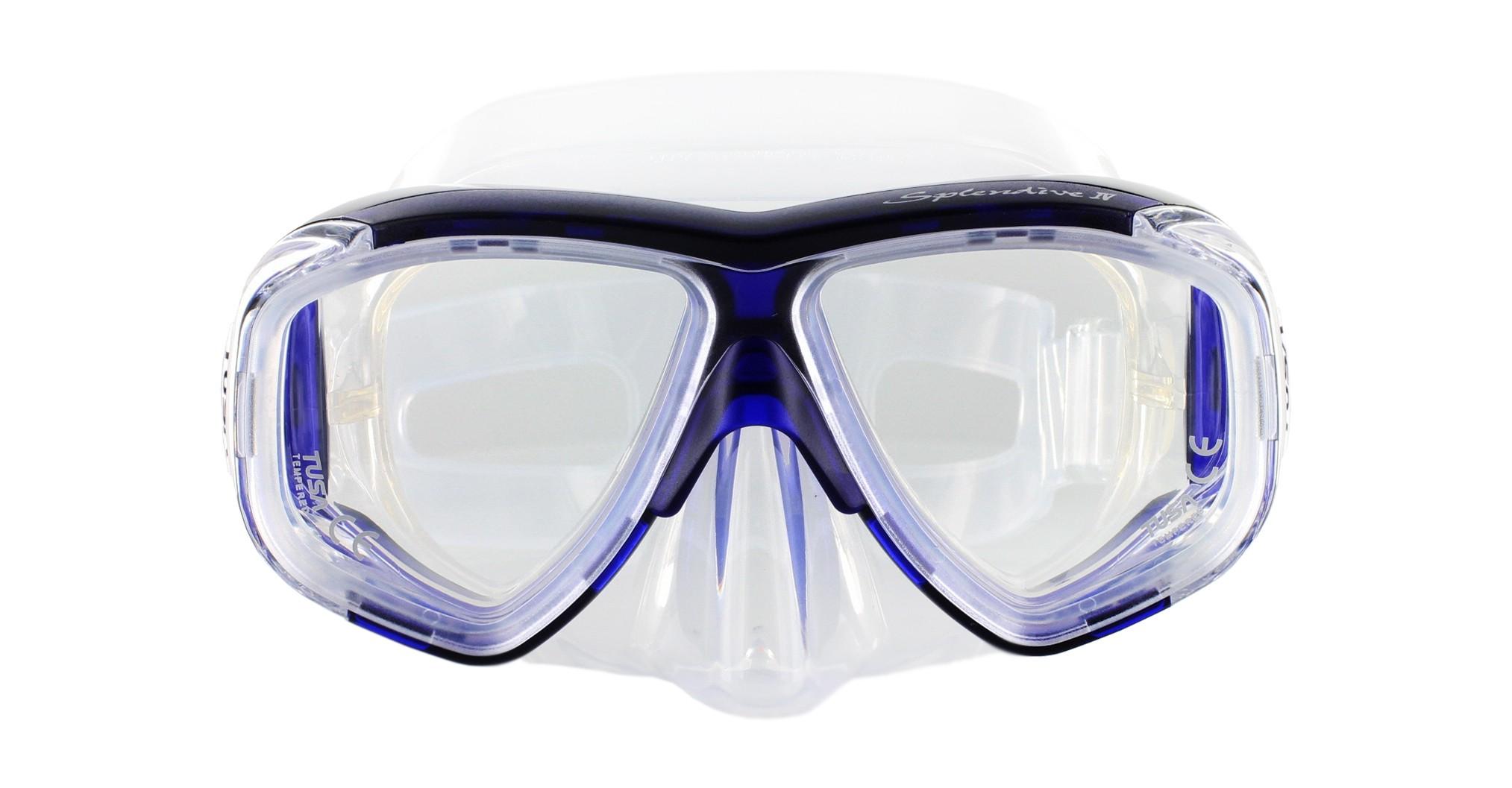 Tusa Splendive M-40 - transparent blau