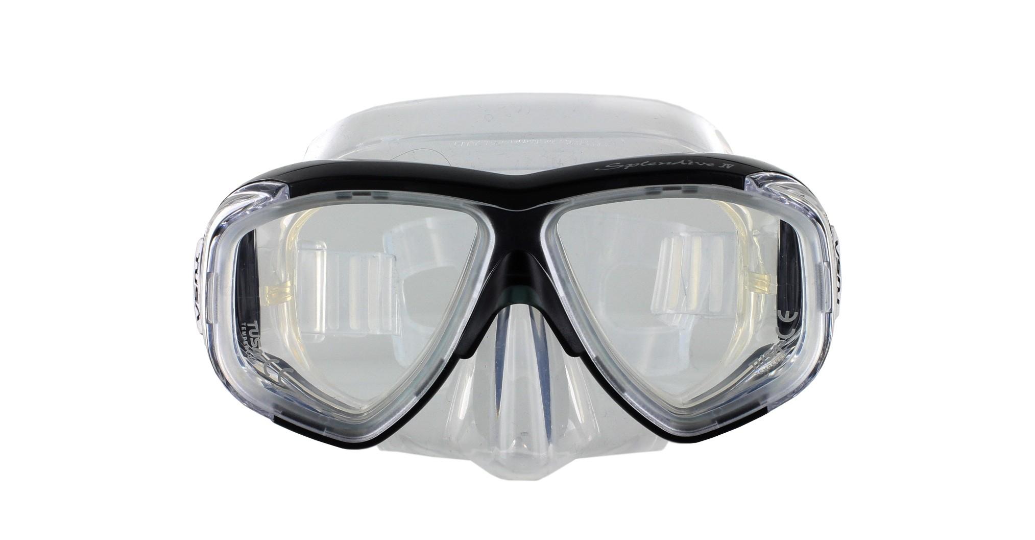 Tusa Splendive M-40 - transparent schwarz