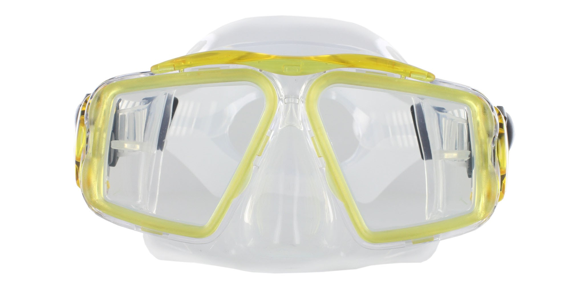 Mares Opera - Clear/Yellow