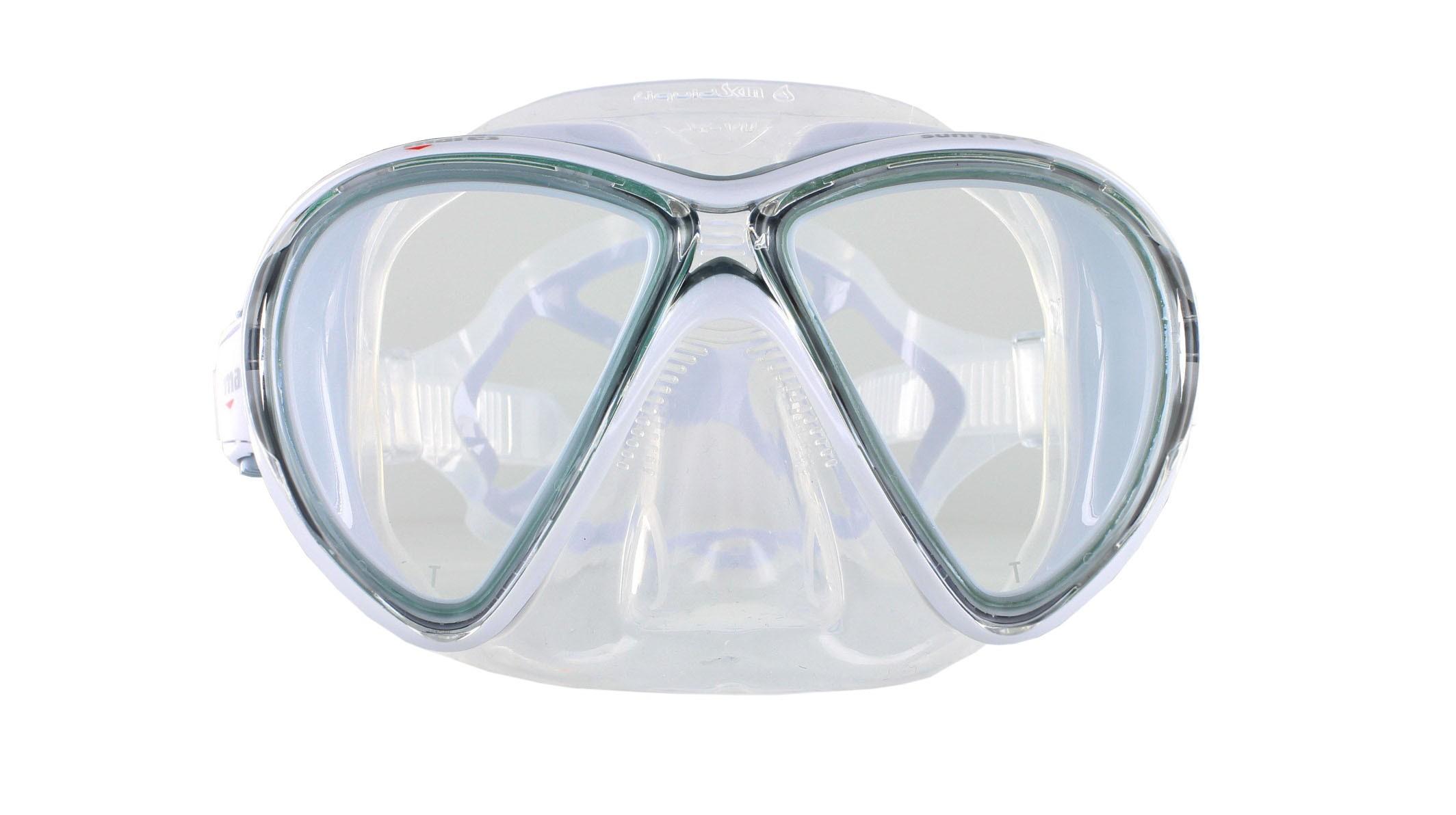 Mares X-VU - transparent weiß