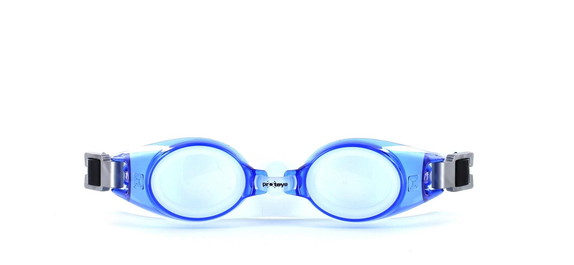B&S Ocean Jr. - Schwimmbrille Einstärke - Blau