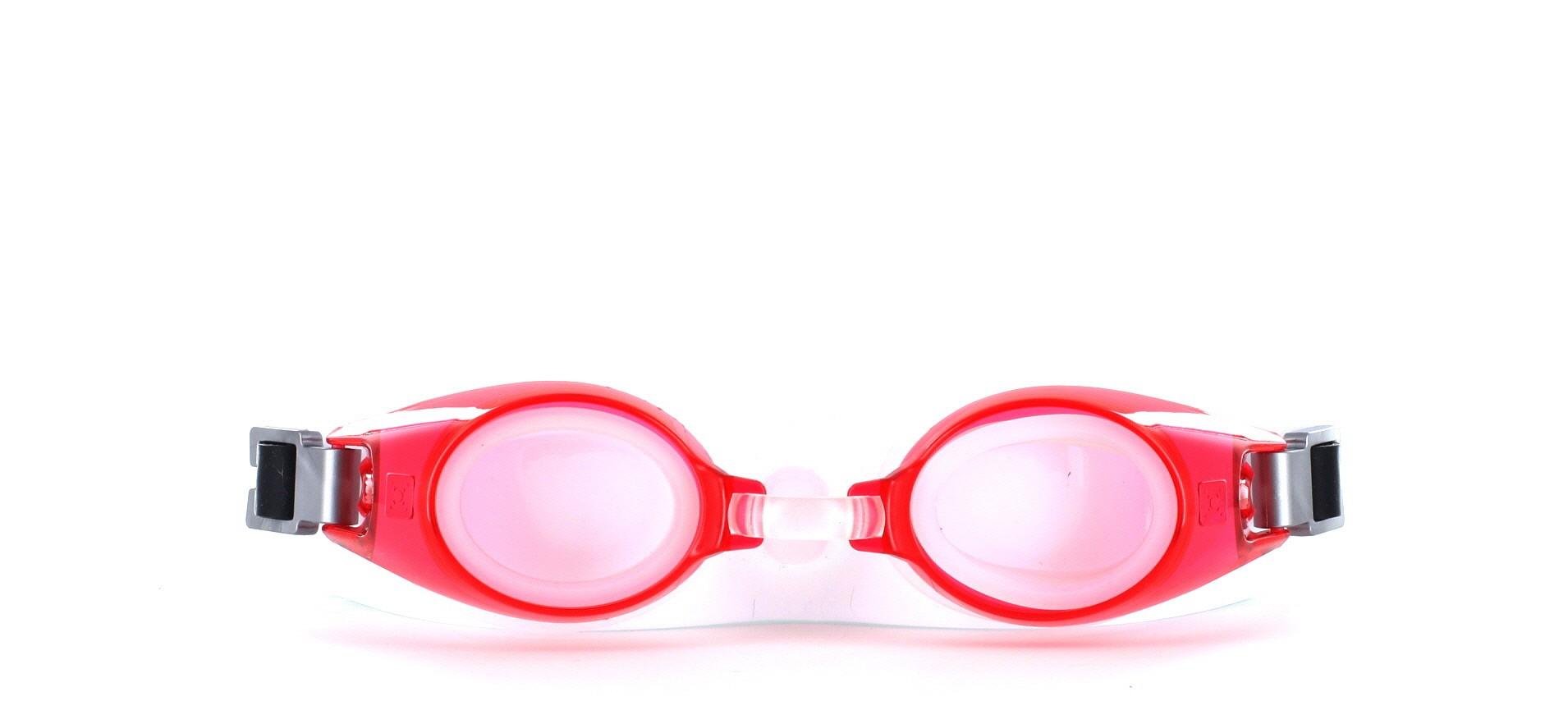 B&S Ocean Jr. - optische Schwimmbrille - Rot