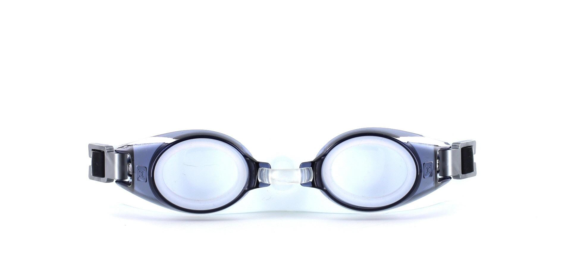 B&S Ocean Jr. - optische Schwimmbrille - Schwarz Transparent