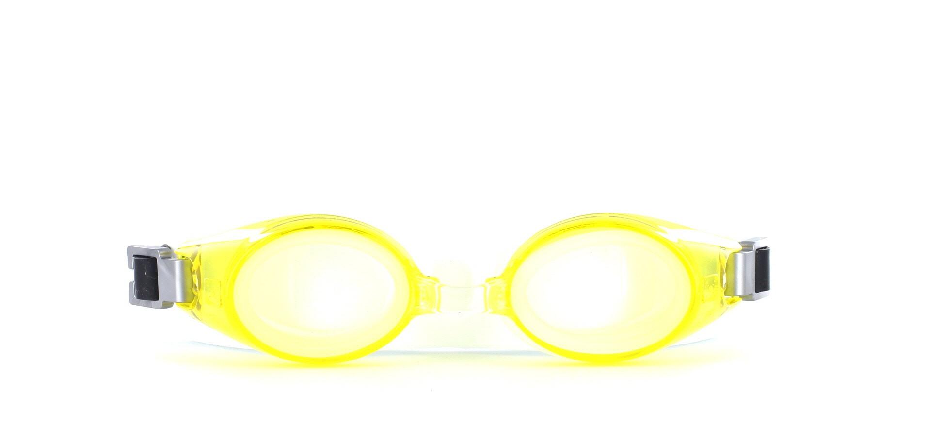 B&S Ocean - Schwimmbrille Einstärke - Gelb