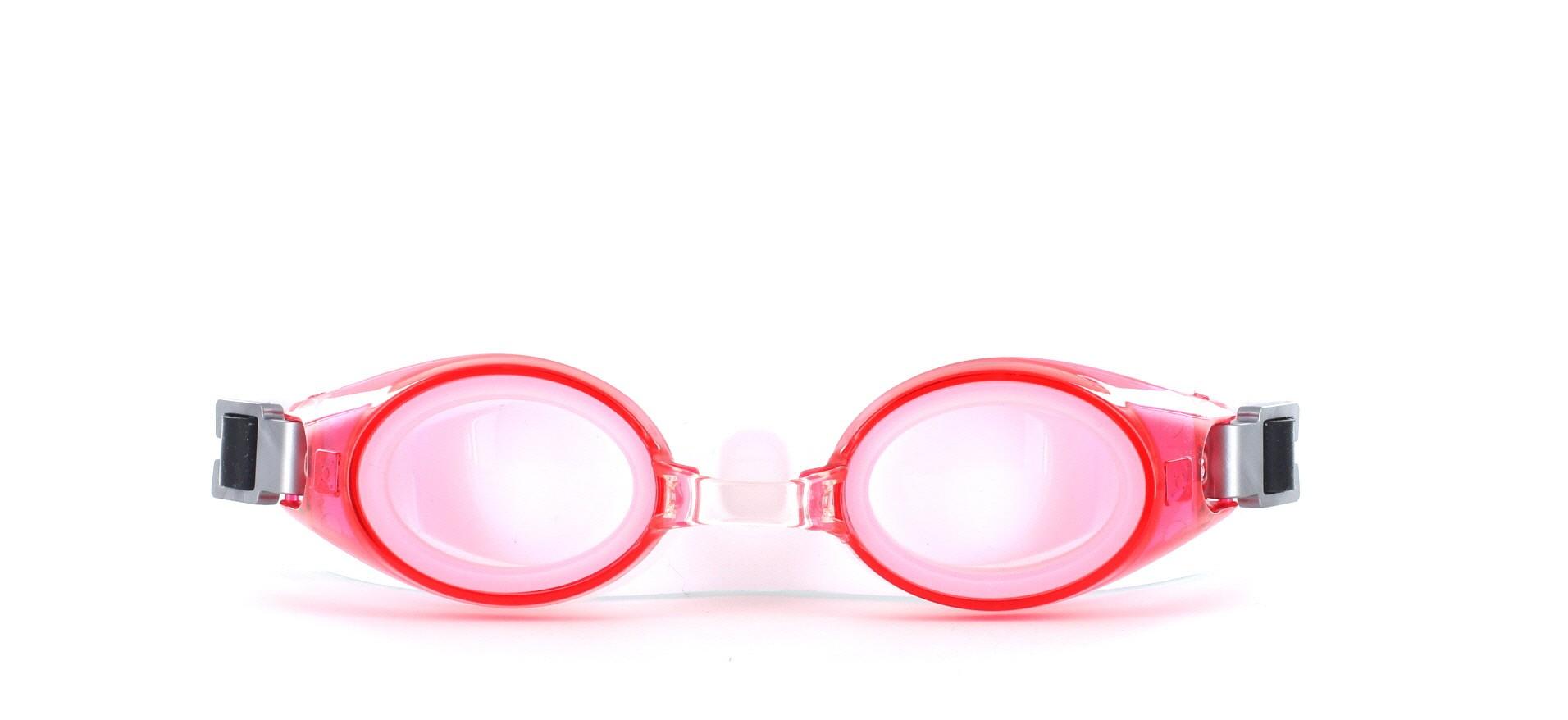 B&S Ocean - optische Schwimmbrille - Rot