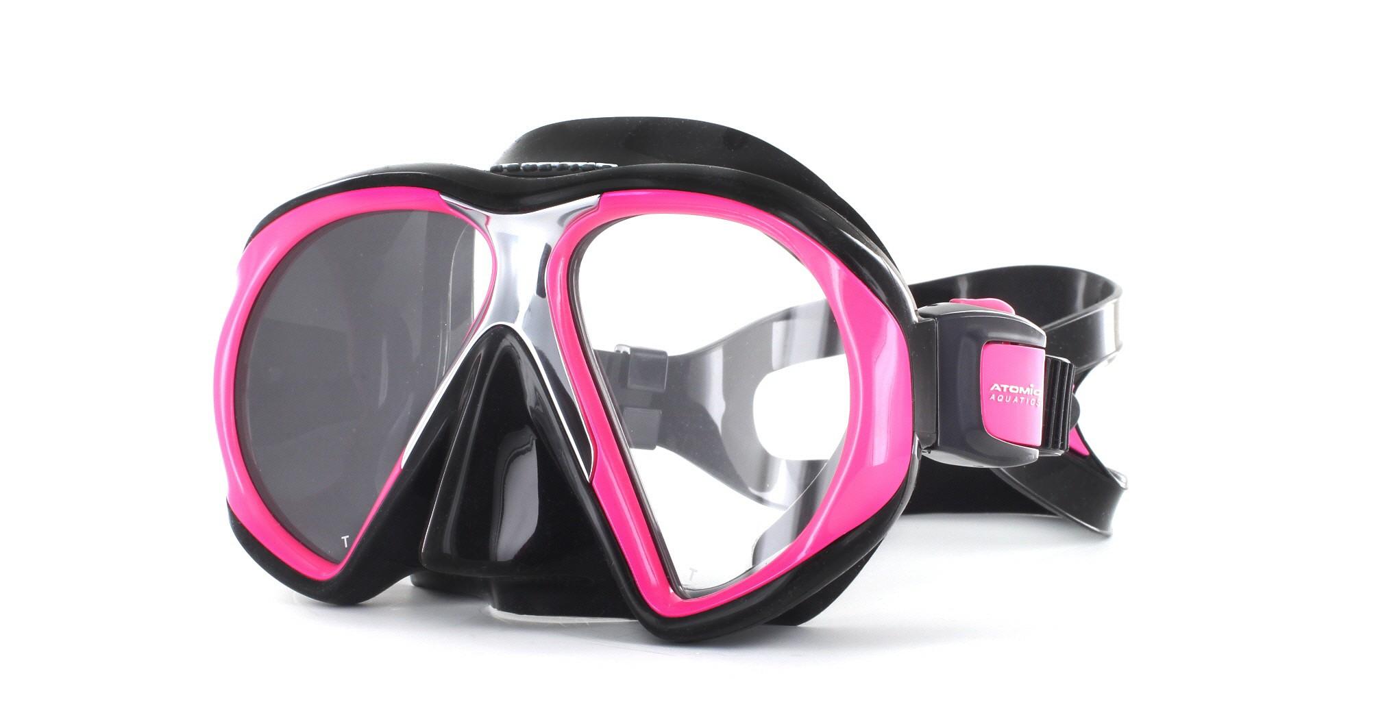 Atomic Aquatics SubFrame - schwarz pink