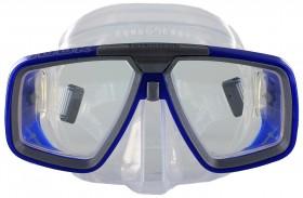 Aqualung Look - transparent blau