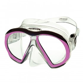 Atomic Aquatics SubFrame - Rosa Transparent