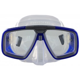 Aqualung Look Clear Silicon - Blue