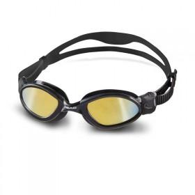 Head Vortex - Schwimmbrille - Schwarz Verspiegelt