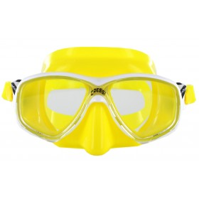 Cressi Marea Yellow Silicon - Yellow