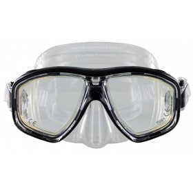 Tusa Splendive M-40 Clear Silicon - Black