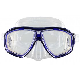 Tusa Ceos M-212 Clear Silicon - Blue