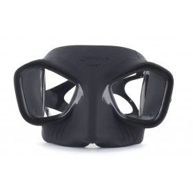 Mares Viper - Black - Apnoe Tauchmaske