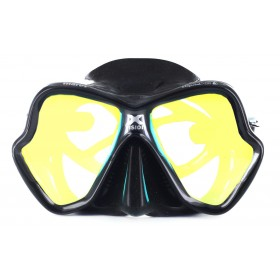 Mares X-Vision Ultra LS - Black/Gold Mirrored
