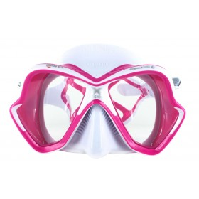 Mares X-Vision Ultra LS - weiß pink