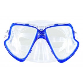 Mares X-Vision Tauchmaske MID - Clear/Blue