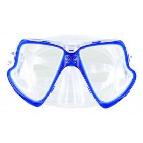 Mares X-Vision MID - transparent blau