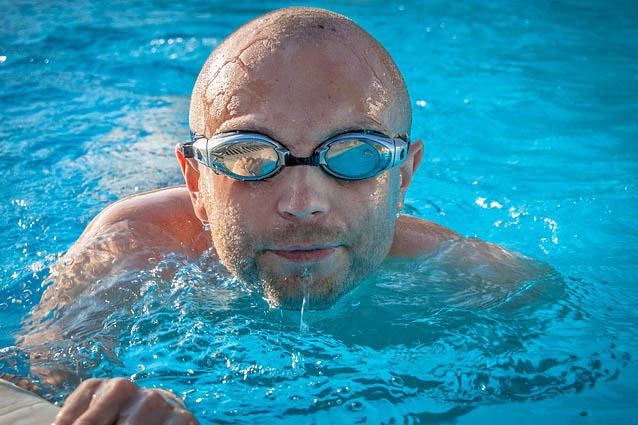 Arten von Schwimmbrillen